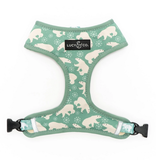 Lucy & Co. Lucy & Co. Reversible Harness Polar Bear Parade X-Small