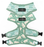 Lucy & Co. Lucy & Co. Reversible Harness Polar Bear Parade Small