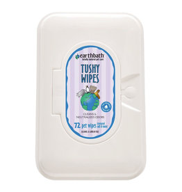 Earthbath Wipes 72 CT