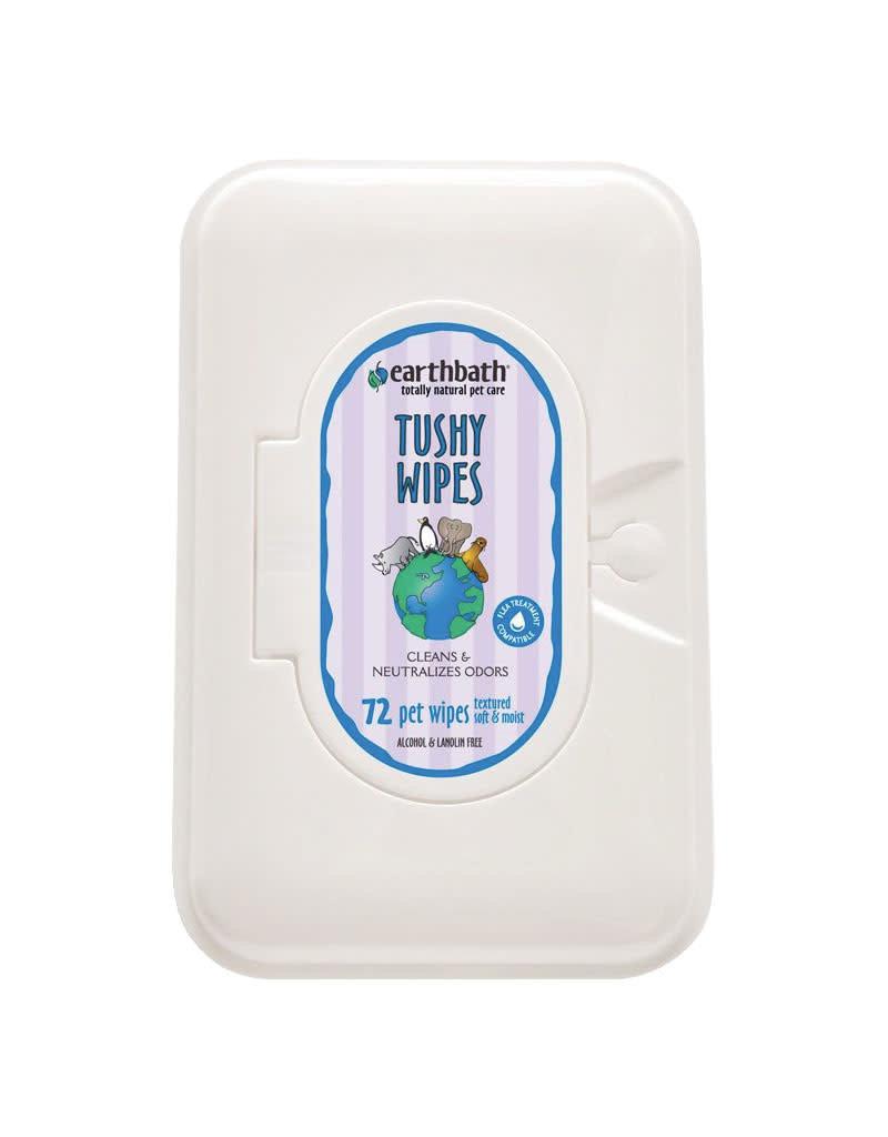 Earthbath Wipes 72 CT