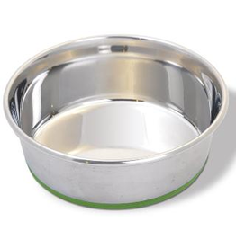 Van Ness Stainless Steel Large Dish No Skid 96 OZ