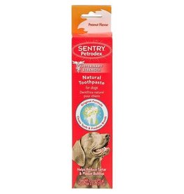 Petrodex Natural Toothpaste Peanut Butter Flavor