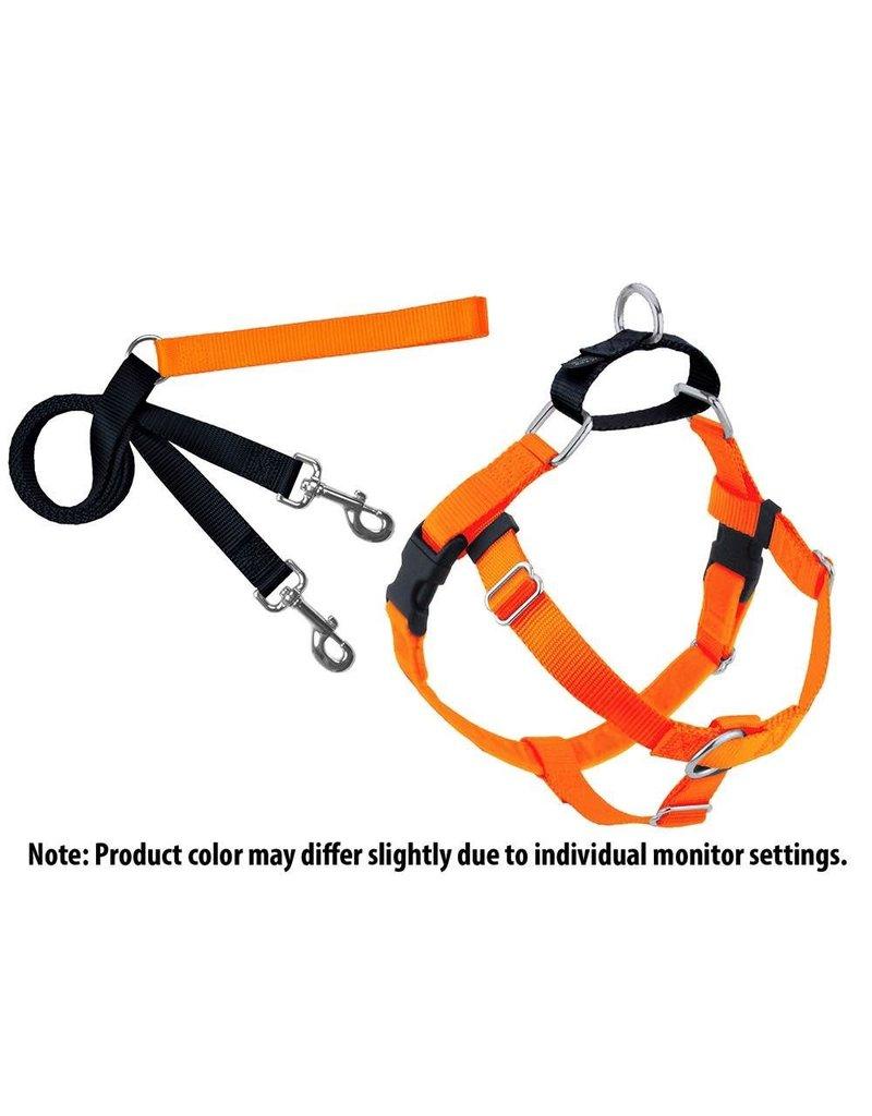 "2 HOUNDS DESIGN Freedom Harness Training Pack 5/8"" Medium"