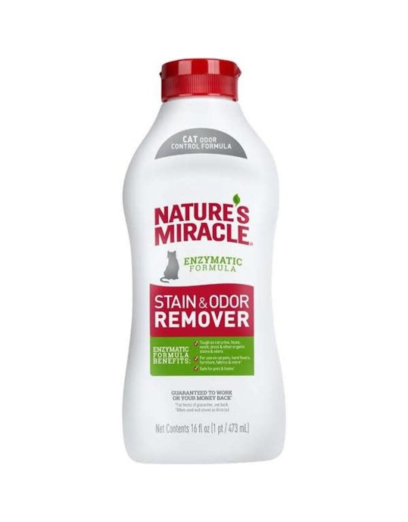 Nature's Miracle Cat Stain Odor Remover 16 oz