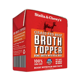 Stella & Chewy's Broth Topper Grass Fed Beef - 11 oz