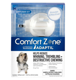 Comfort Zone Dog D.A.P Diffuser Kit