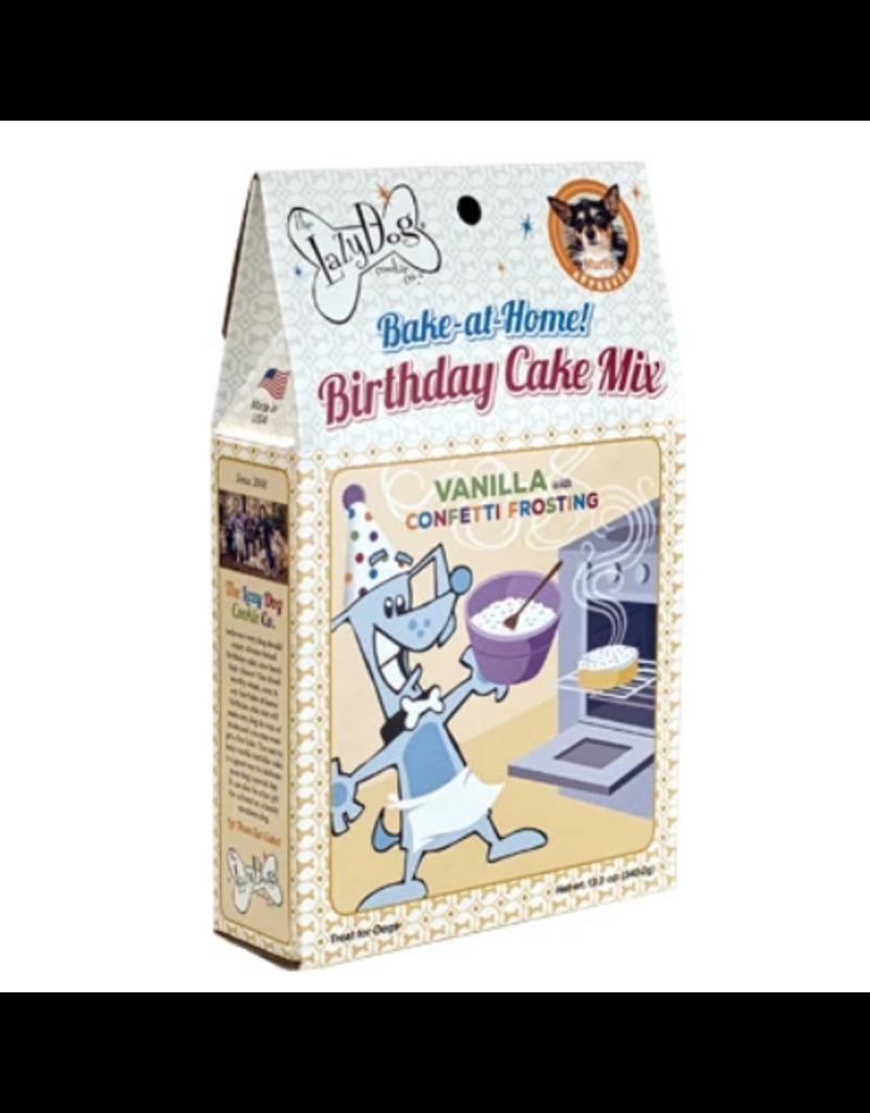 The Lazy Dog - Birthday Cake Mix