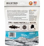 Polka Dog Cod Skin Chips 3.5 OZ