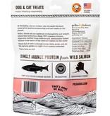 Polka Dog Alaskan Salmon Chips 4 Oz.
