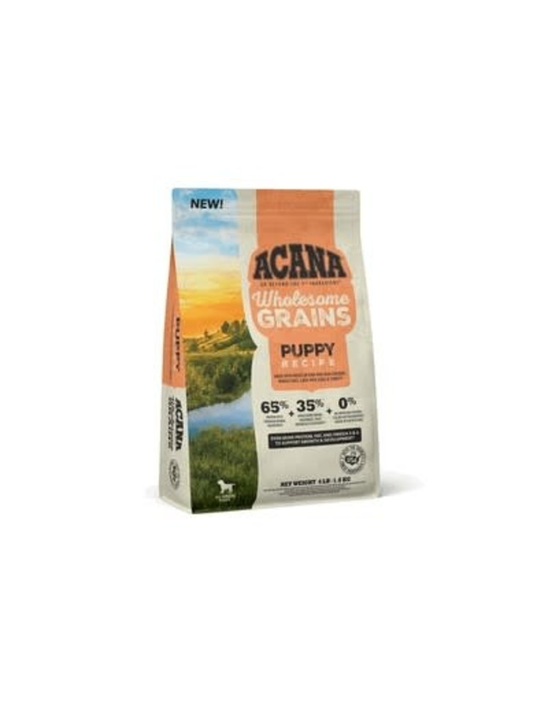 Acana Dry Dog Wholesome Grains Puppy 4 Lb