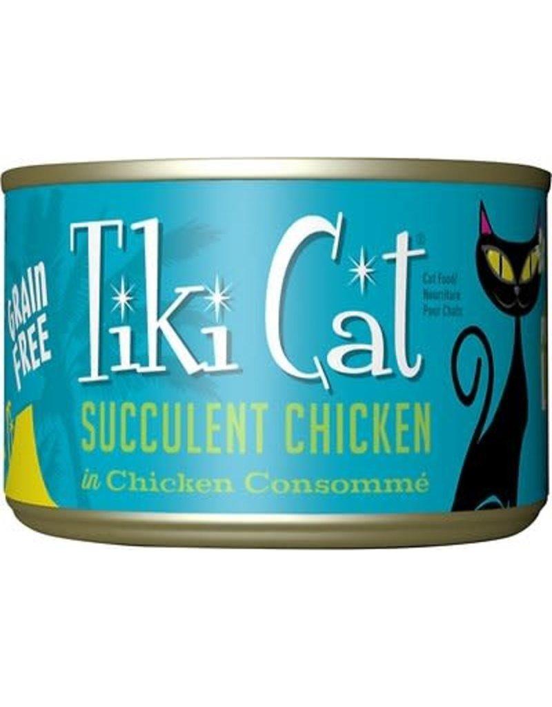Tiki Cat Canned Cat Puka Puka Chicken 2.8 Oz