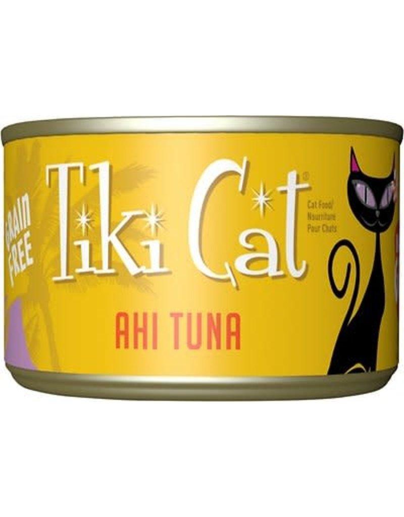 Tiki Cat Canned Cat Hawaiian Ahi Tuna 2.8 Oz