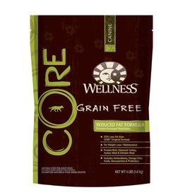 Wellness Dry Dog Core Reduced Fat 4 Lb