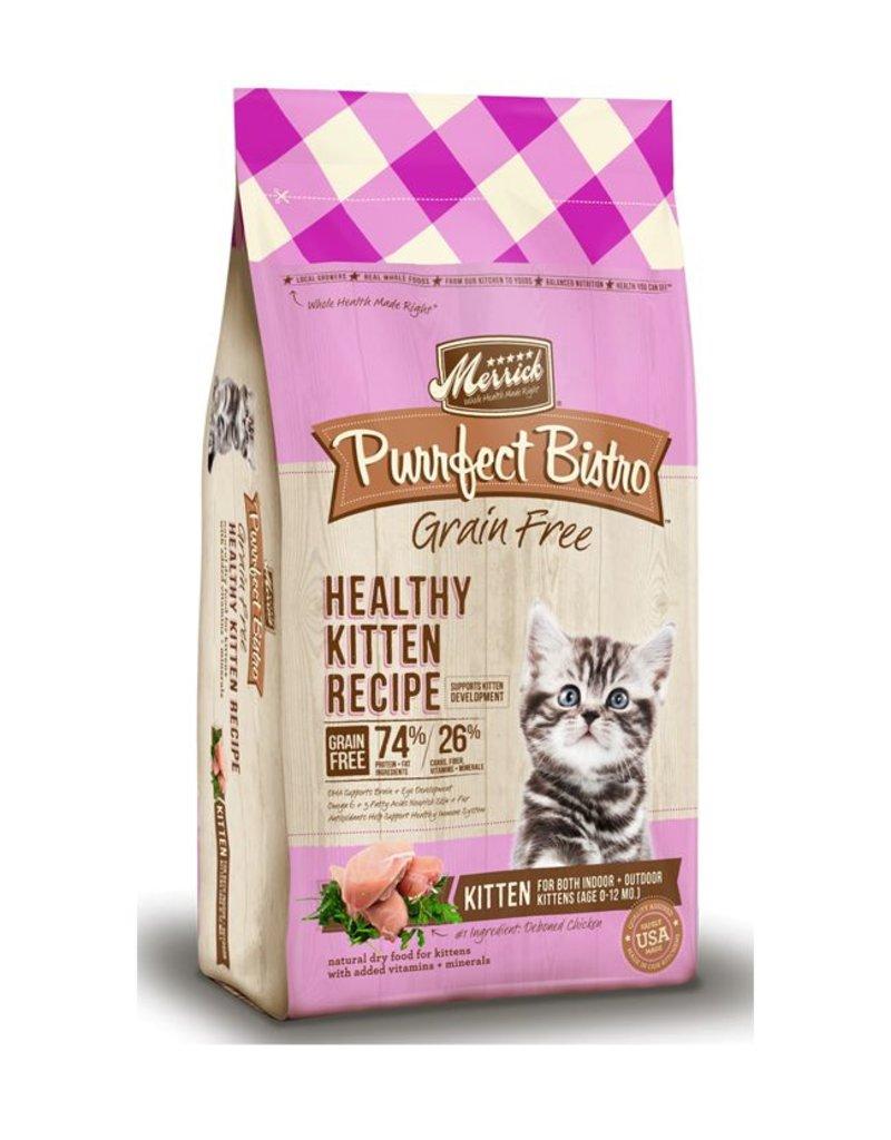 Merrick Dry Cat Bistro Healthy Kitten 4 LB