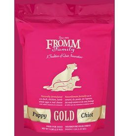 Fromm Dry Dog Gold Puppy 5 LB