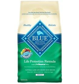Blue Buffalo Dry Dog Lamb & Brown Rice Adult 6 lb