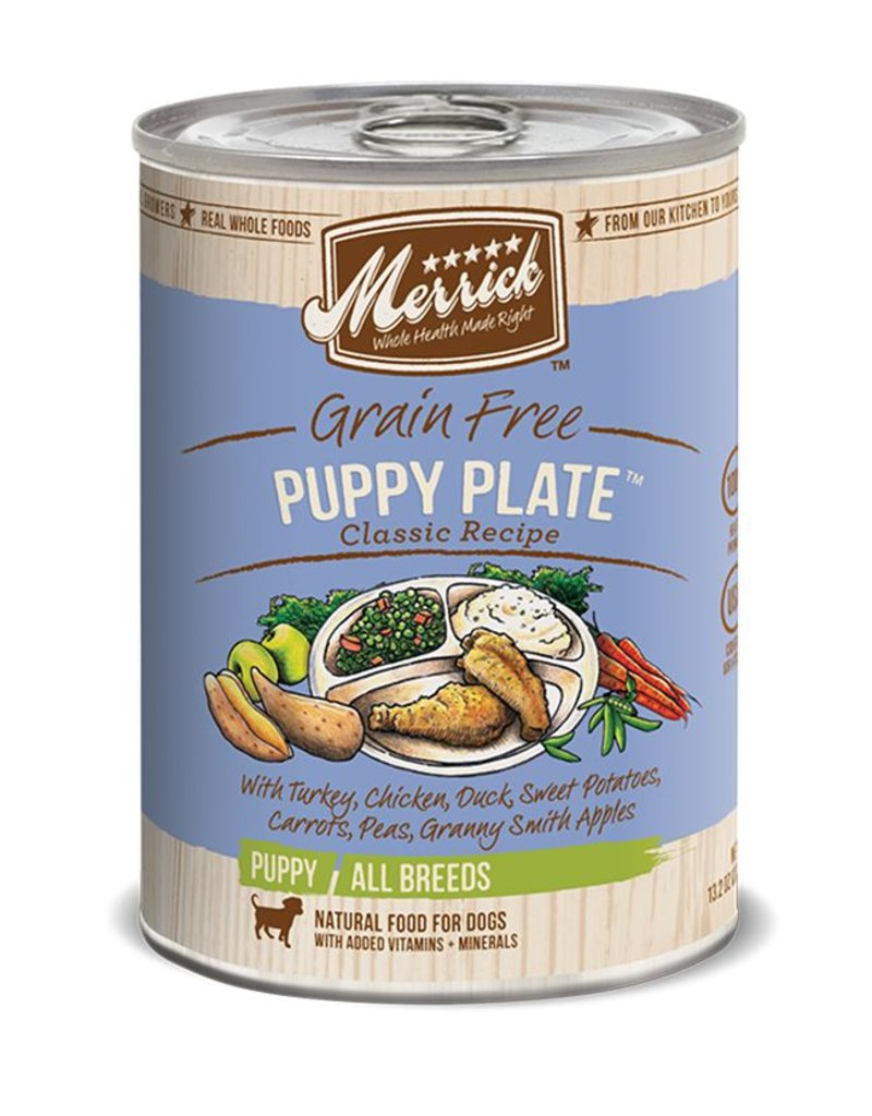 MERRICK CANNED DOG