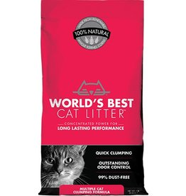 WORLDS BEST CAT LITTER World's Best Cat Litter Multi Cat 14 lb