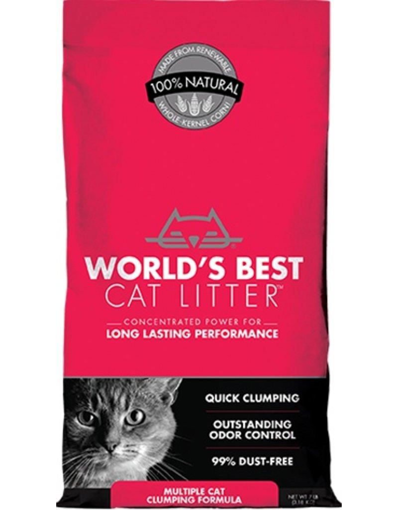 WORLDS BEST CAT LITTER World's Best Cat Litter Multi Cat 14 lb