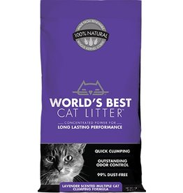 WORLDS BEST CAT LITTER World's Best Cat Litter Scented Multi Cat 14 lb