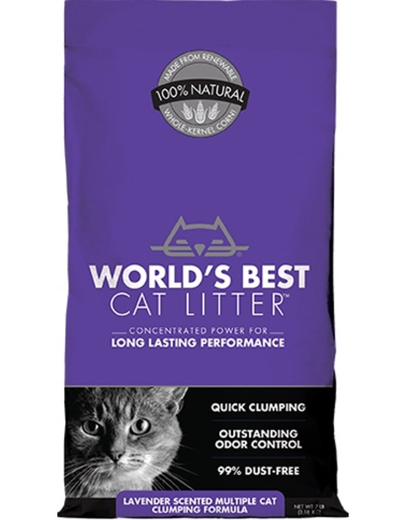 WORLDS BEST CAT LITTER World's Best Cat Litter Scented Multi Cat 14 lb