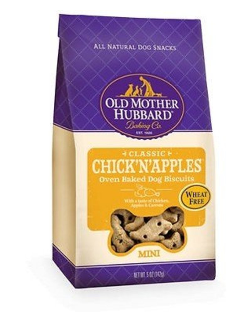 Old Mother Hubbard Chick n Apples Mini 20 OZ