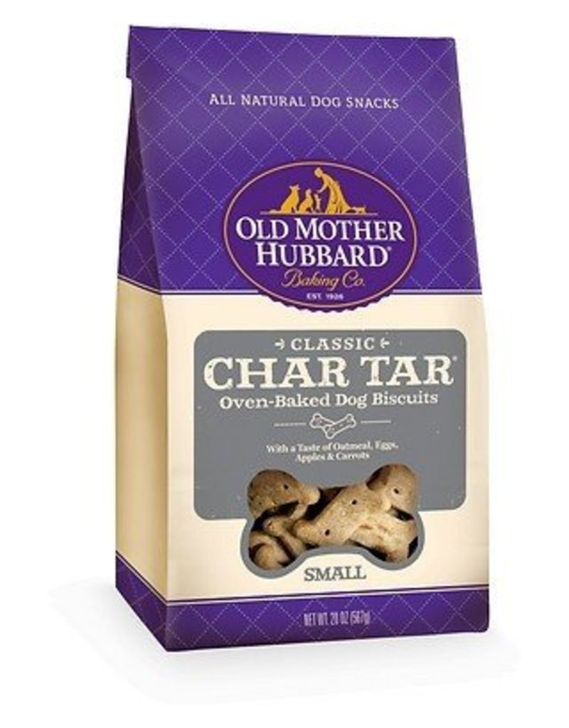 OLD MOTHER CHAR-TAR DOG TREAT BISCUIT SMALL 20 OZ