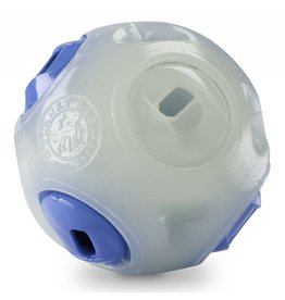 PLANET DOG ORBEE-TUFF GLOW-IN-THE-DARK WHISTLE BALL