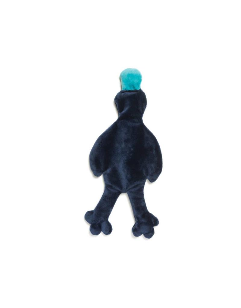 WEST PAW DESIGN West Paw Floppy Quack Mini Navy