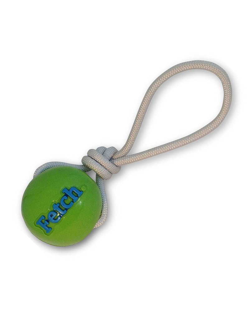 Planet Dog Fetch Ball W/ Rope