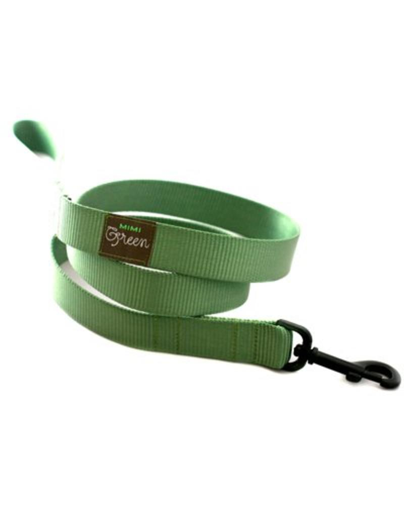 MIMI GREEN MIMI GREEN WEBBING LEASH 6 FT