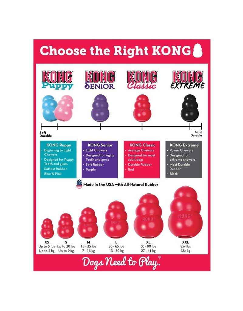 KONG KONG Classic, Medium, Red