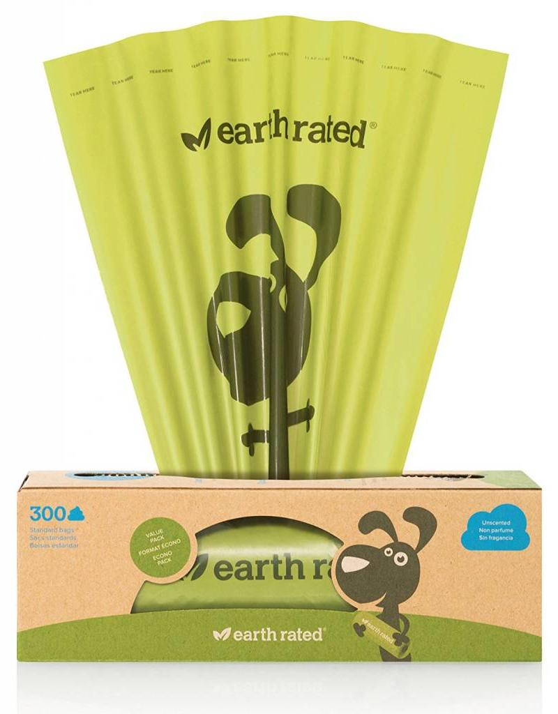 EARTH RATED POOPBAGS Earth Rated Poop Bags Case 300 Eco-Friendly Bags Unscented