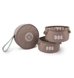 Harry Barker Kennel Club Travel Food and Water Bowls