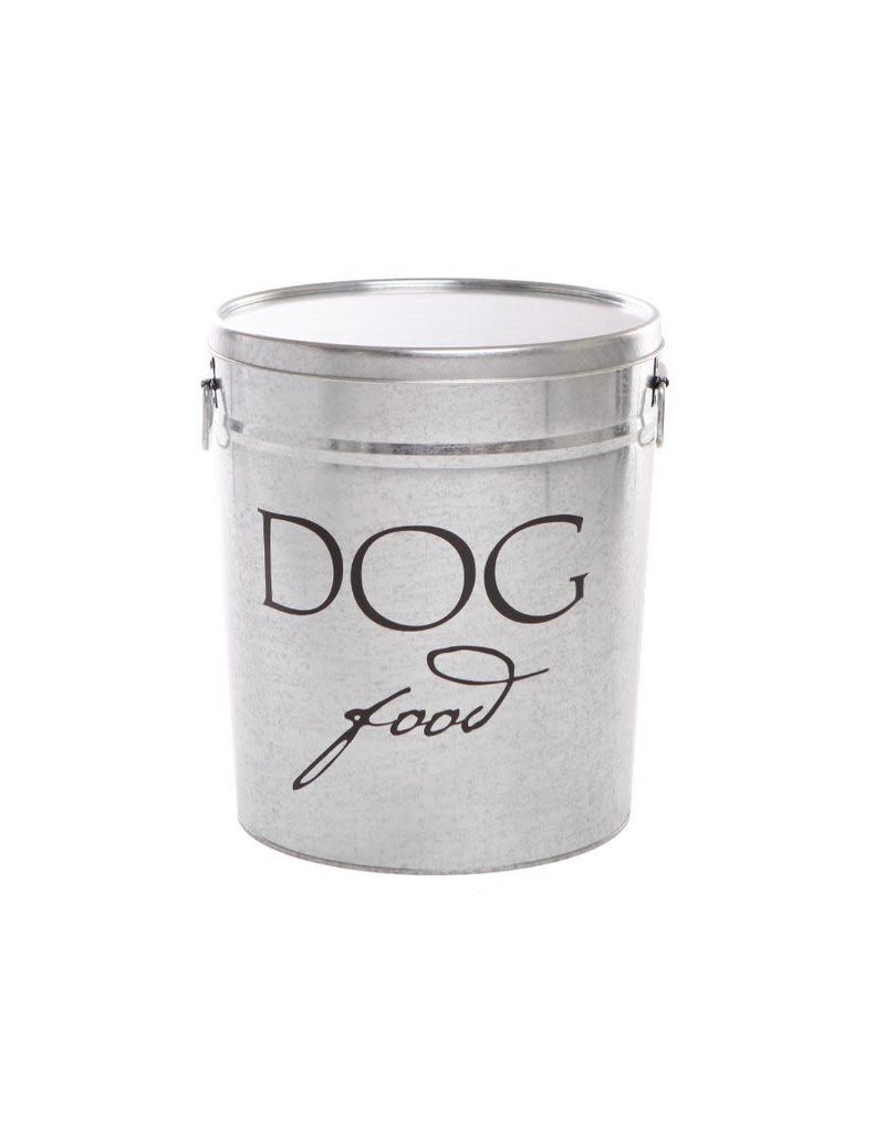 Harry Barker Classic Dog Food Storage Canister Large