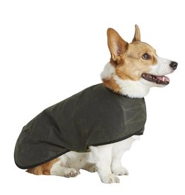 Love Thy Beast Love Thy Beast Waxed Canvas Jacket Fleece Lining
