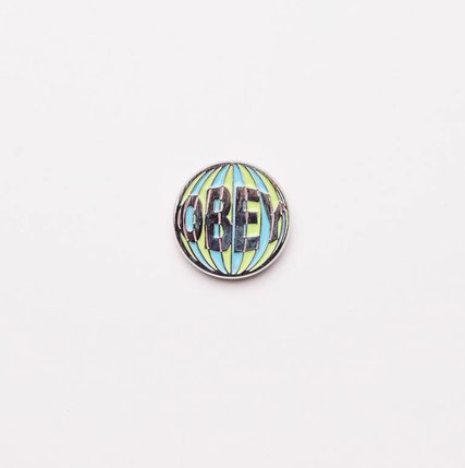 d9427272365f Obey Ball Pin · Obey Clothing