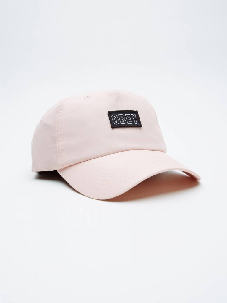 fd592e66596b2 West of Camden » Obey Clothing Mad River Hat / Nude