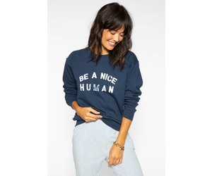 d3a98c37abe West of Camden » Sub Urban Riot Nice Human Willow Sweatshirt