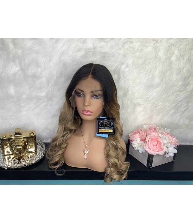 """Isabella - 22"""" Glueless Lace Front"""