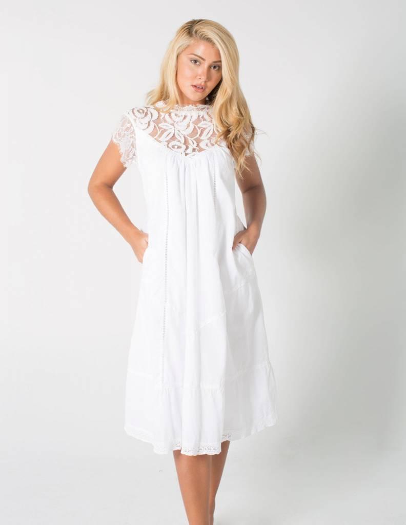 WOO Emma Midi Dress