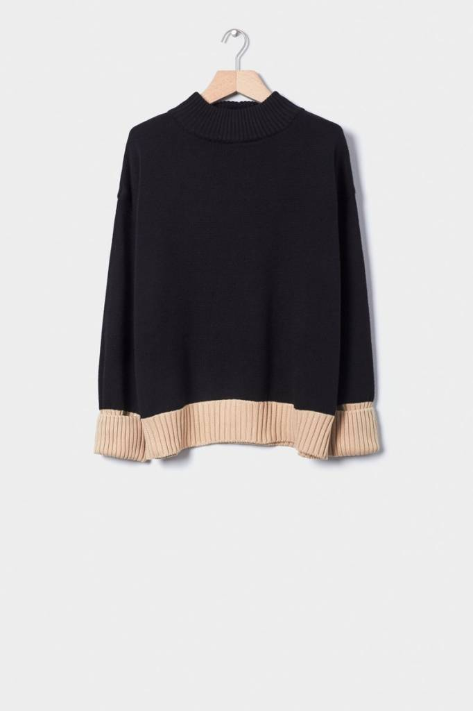 Kowtow Choreography Jumper, Black