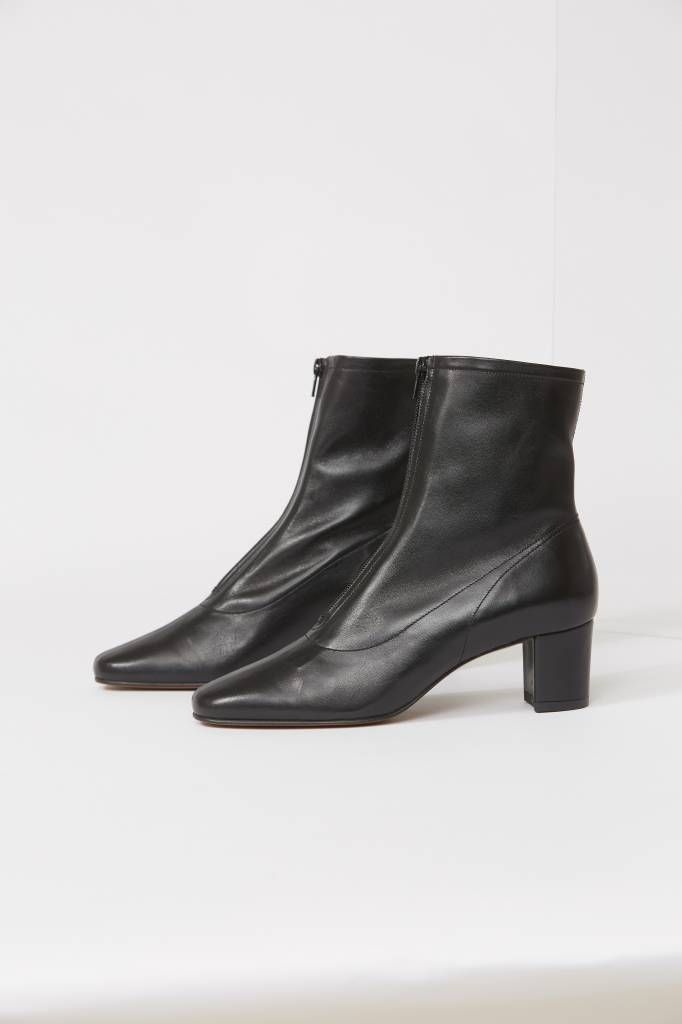 By Far Neva, Black Leather Boots