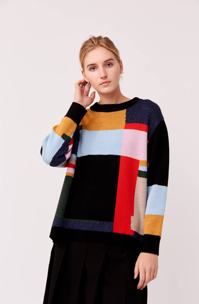 LF Markey Benjamin Knit, Multi Color