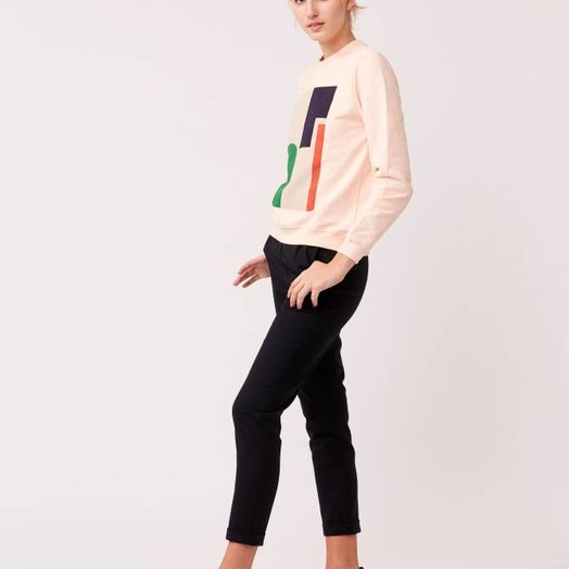 Kowtow Wall Crew, Light Pink