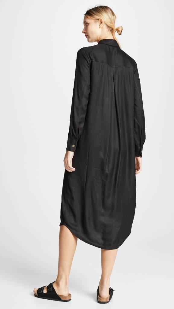 Vetiver Avalon Maxi Shirt Dress