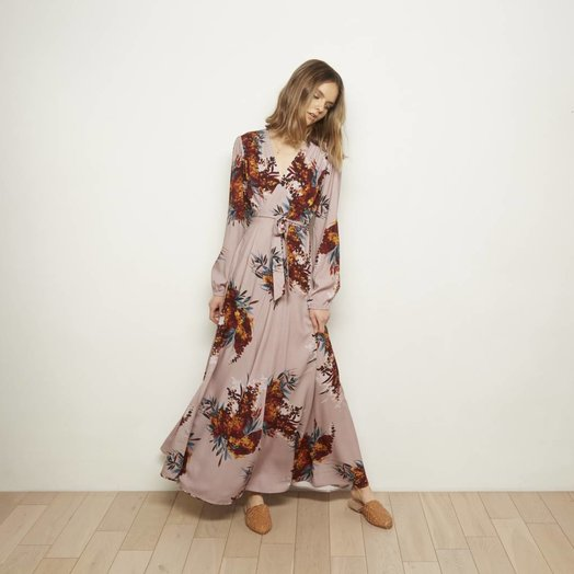 The Odells Simone Maxi, Harvest Floral