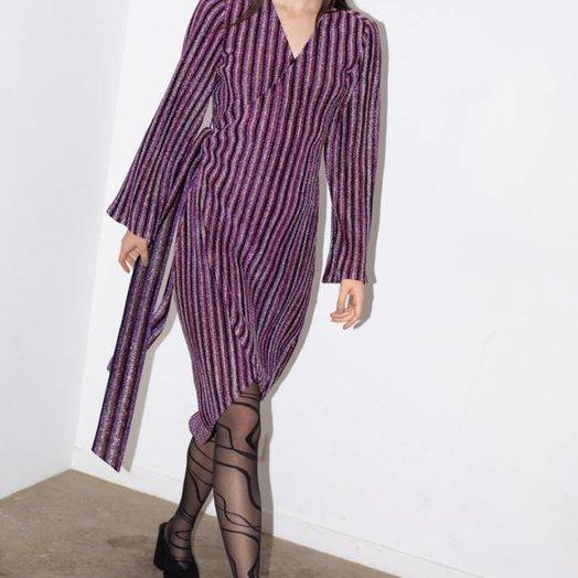 Aeryne Lauryn Dress, Multi