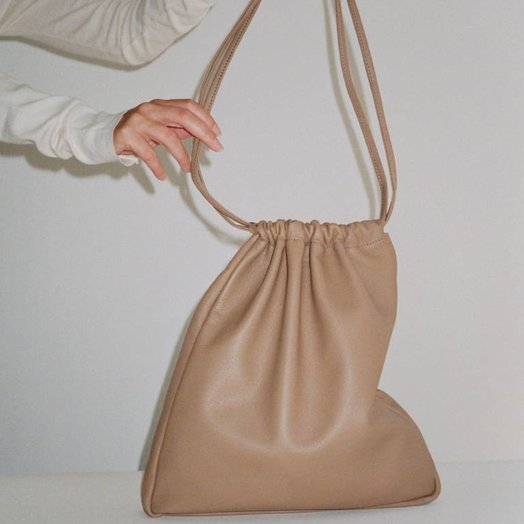 Are Studio Cortina Drawstring Bag, Dust
