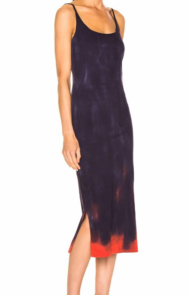 Raquel Allegra Nightshade Layering Tank Dress